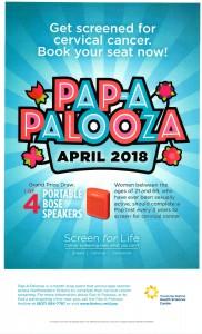 Papalooza 2018 Poster